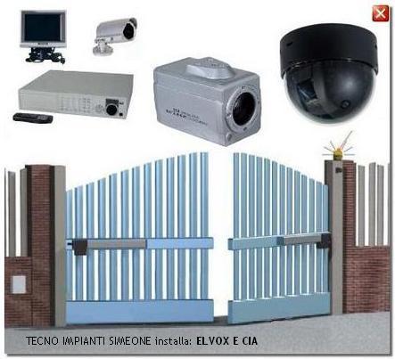 Sistemi e impianti di automazione e antifurto caserta - Antifurto finestre aperte ...